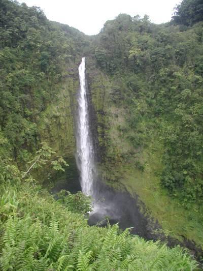 アカカの滝1