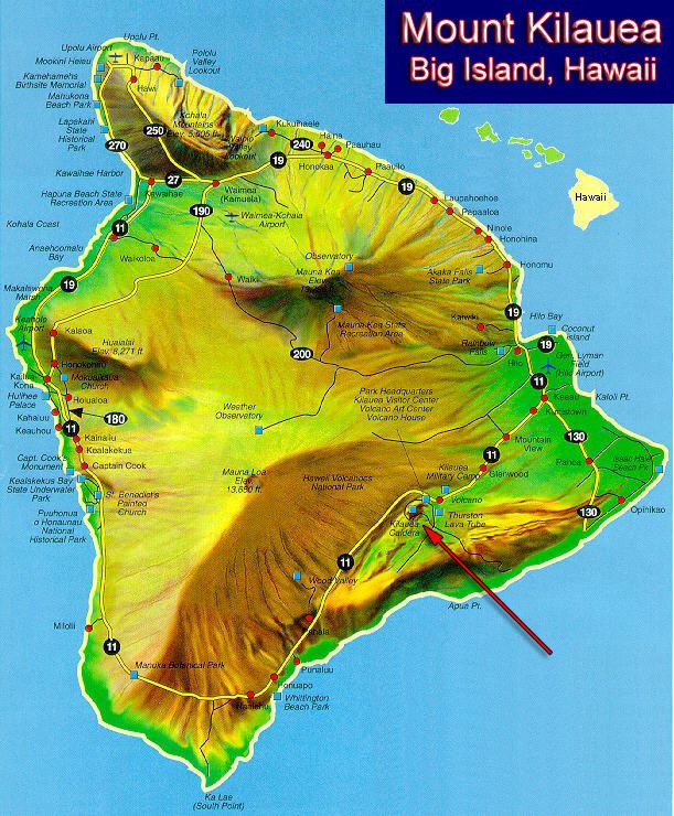 キラウエア火山-3