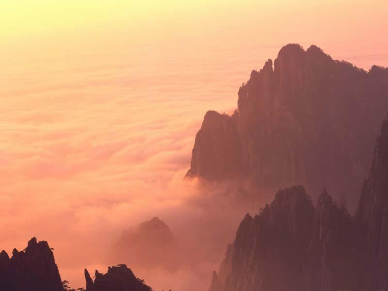 中国黄山4