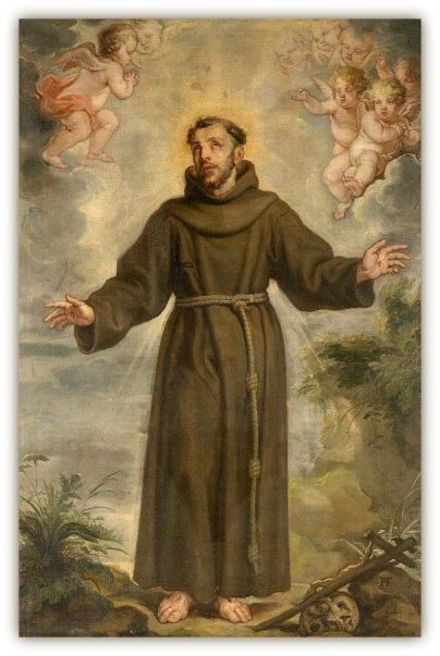 聖フランチェスコー1