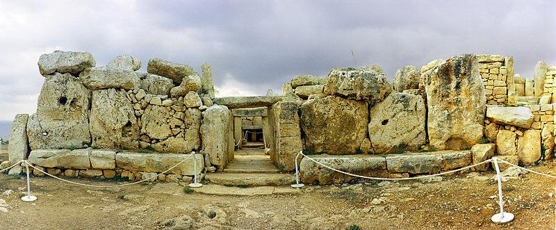 イムナイドラ神殿ー2