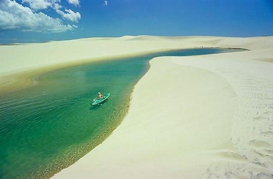 レンソイス マラニャンセス公園 ブラジルー2