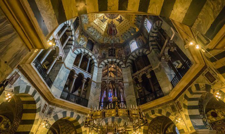 アーヘン大聖堂-2