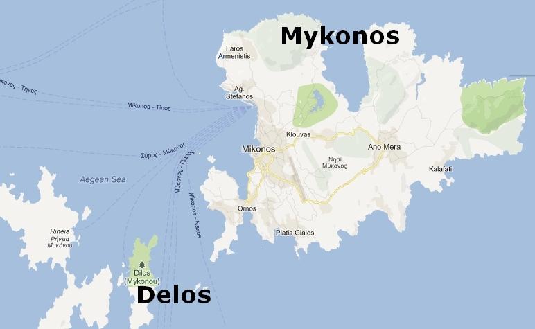 デロス島・ギリシャ-1