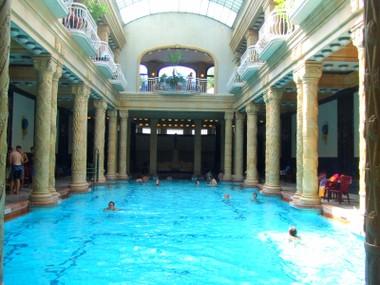 ブタペスト温泉