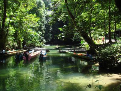 グヌンムル国立公園・マレーシア