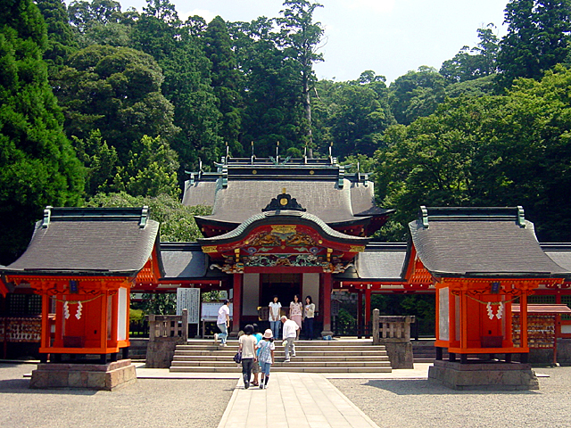 霧島神宮1