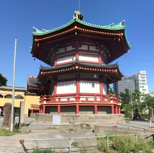 shinobazu no ike bentendou