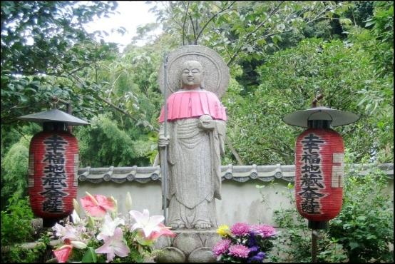 suzumushi-dera koufuku-jizou