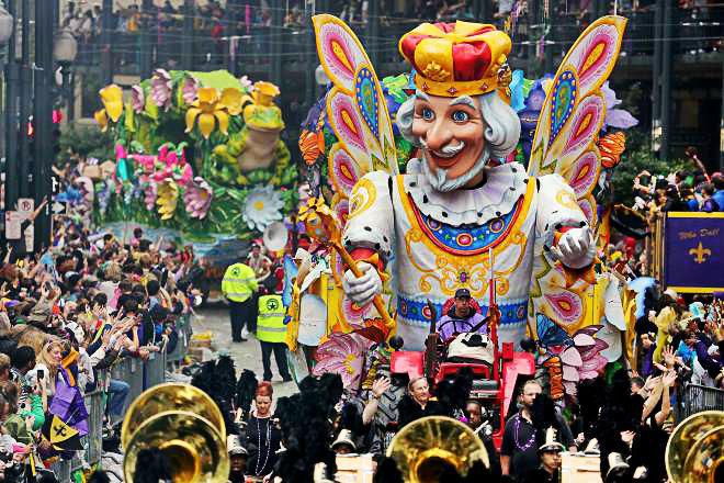 「世界最大のLGBTQIパレード」(オーストラリア)