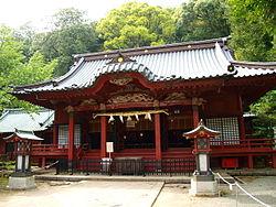 縁結びで名高い「伊豆山神社」(静岡県)