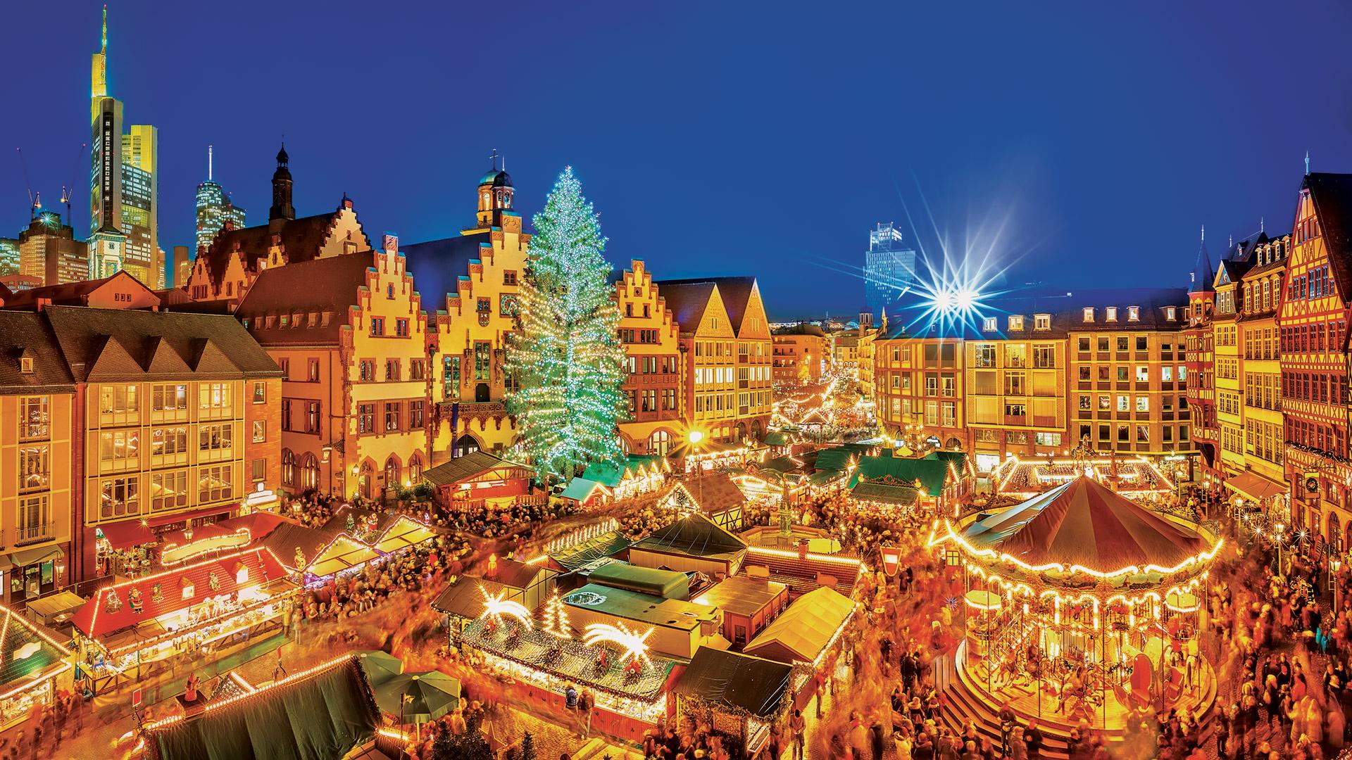 本場のクリスマスマーケット(ドイツ)