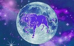 月の星座はおうし座