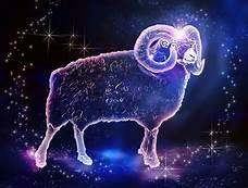 月の星座は牡羊座