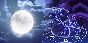 月の星座はかに座