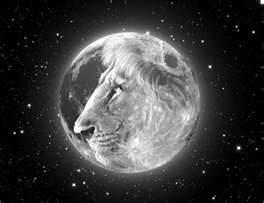 月の星座はしし座