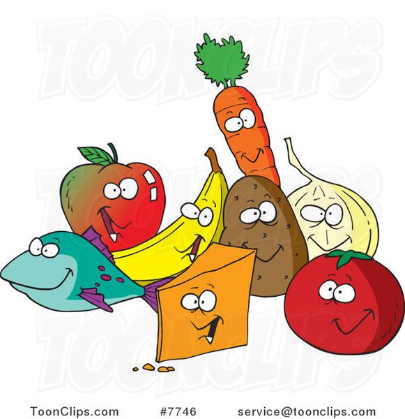 曜日ごとに食べると効果的な野菜や果物
