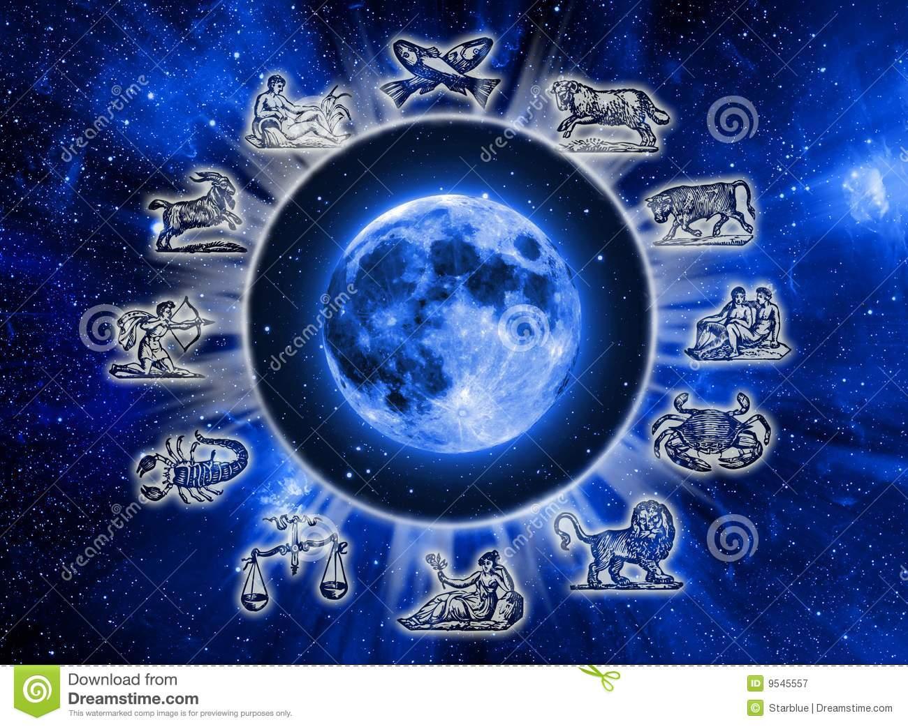 月の星座で感情のリズムを見る