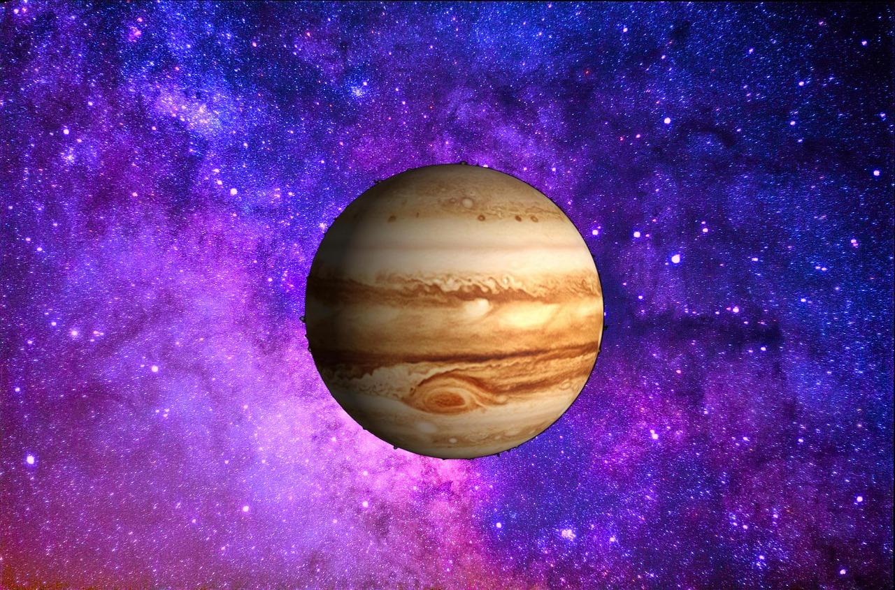 本日・幸運の星・木星がうお座に入るとどうなる?