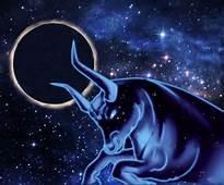 本日おうし座の新月