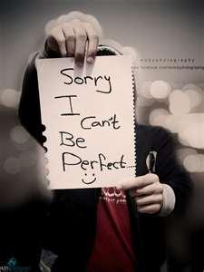 完璧主義を捨てましょう
