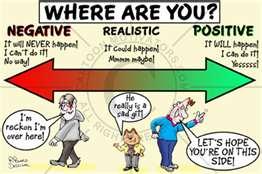 思考が変われば現実が変えられる